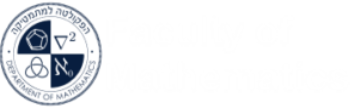 Math faculty logo (also a link to the main page)